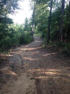 SC running trail