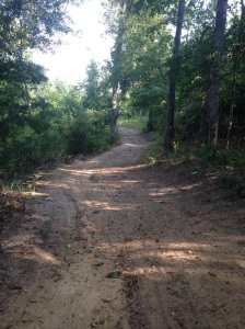 SC running trail